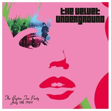 Velvet Underground - The Boston Tea Party July 11, 1969 (180g Vinyl 2LP)