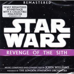 STAR WARS - EPISODE III: REVENGE OF THE SITH (GWIEZDNE WOJNY: ZEMSTA SITHÓW) - JOHN WILLIAMS (1 CD)