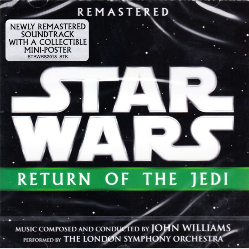 Star Wars Episode Vi Return Of The Jedi Gwiezdne Wojny