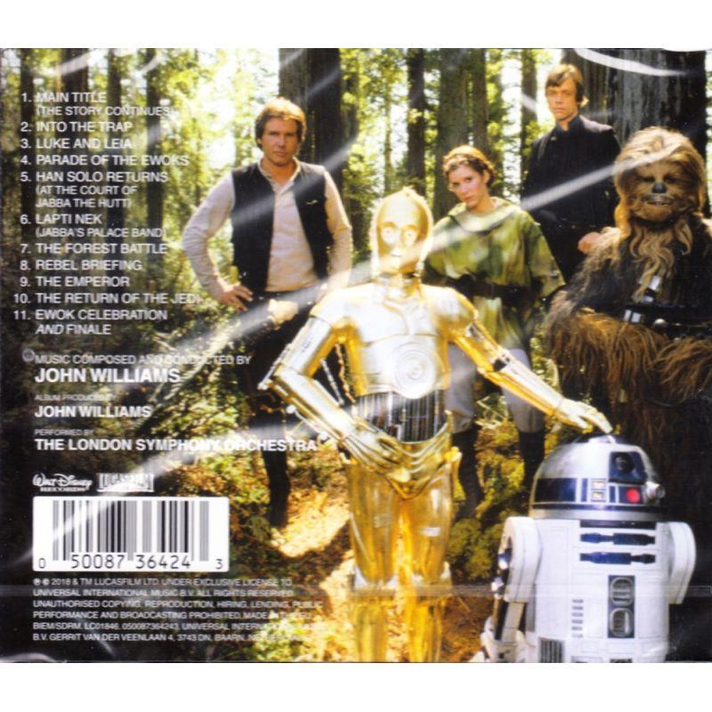 Star Wars Episode Vi Return Of The Jedi Gwiezdne Wojny