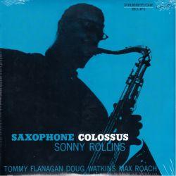 ROLLINS, SONNY - SAXOPHONE COLOSSUS (1 LP) - OJC EDITION - WYDANIE AMERYKAŃSKIE