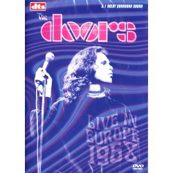 DOORS, THE - LIVE IN EUROPE: 1968 (1 DVD)