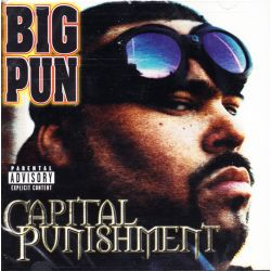 BIG PUN (BIG PUNISHER) - CAPITAL PUNISHMENT (1 CD) - WYDANIE AMERYKAŃSKIE