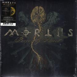 MORTIIS - PERFECTLY DEFECT (1 LP) - BUBONIC PLAGUE SPLATTER VINYL PRESSING