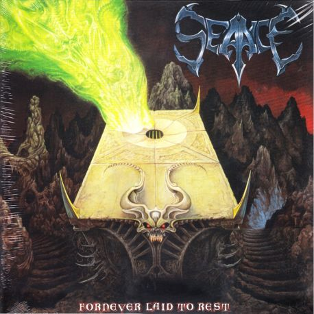 SEANCE - FORNEVER LAID TO REST (1 LP)