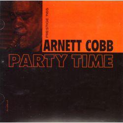 COBB, ARNETT - PARTY TIME (1 SACD) - ANALOGUE PRODUCTIONS - WYDANIE AMERYKAŃSKIE