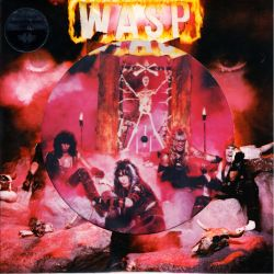W.A.S.P. - W.A.S.P. (1 LP) - LIMITED EDITION PICTURE DISC - 180 GRAM PRESSING