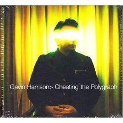 HARRISON, GAVIN - CHEATING THE POLYGRAPH (1 CD + 1 DVD)