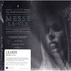 ULVER WITH TROMSO CHAMBER ORCHESTRA - MESSE I.X-VI.X (1 CD)