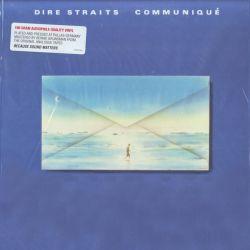 DIRE STRAITS - COMMUNIQUE (1 LP) - 180 GRAM PRESSING - WYDANIE AMERYKAŃSKIE