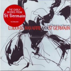 ST. GERMAIN - FROM DETROIT TO ST GERMAIN (1 CD)