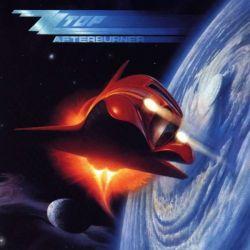ZZ TOP - AFTERBURNER (1 CD) - WYDANIE AMERYKAŃSKIE