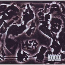 SLAYER - UNDISPUTED ATTITUDE (1 CD) - WYDANIE AMERYKAŃSKIE
