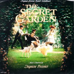 THE SECRET GARDEN [TAJEMNICZY OGRÓD] - ZBIGNIEW PREISNER (1 CD) - WYDANIE AMERYKAŃSKIE