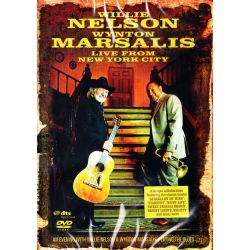 NELSON, WILLIE AND WYNTON MARSALIS - LIVE FROM NEW YORK CITY (1 DVD)
