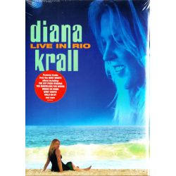 KRALL DIANA - LIVE IN RIO (1 DVD)