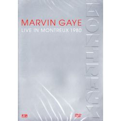 GAYE, MARVIN - LIVE IN MONTREUX 1980 (1 DVD)