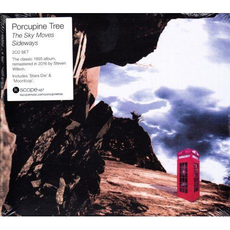 Porcupine Tree The Sky Moves Sideways 2 Cd
