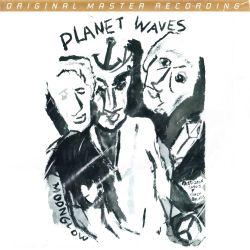 DYLAN, BOB - PLANET WAVES (1 LP) - MFSL 180 GRAM PRESSING - WYDANIE AMERYKAŃSKIE