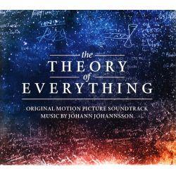 THE THEORY OF EVERYTHING [TEORIA WSZYSTKIEGO] - JÓHANN JÓHANNSSON (1 CD) - WYDANIE AMERYKAŃSKIE