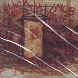 BLACK SABBATH - MOB RULES (1 CD) - WYDANIE AMERYKAŃSKIE