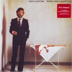 CLAPTON, ERIC - MONEY AND CIGARETTES (1 LP) - 180 GRAM PRESSING - WYDANIE AMERYKAŃSKIE