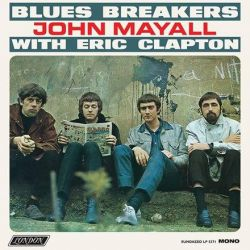 John Mayall and the Blues Breakers - Blues Breakers with Eric Clapton (Colored Vinyl LP)