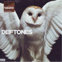 DEFTONES - DIAMOND EYES (1 LP) - LIMITED EDITION WHITE VINYL - WYDANIE AMERYKAŃSKIE