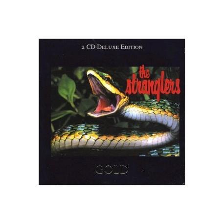 STRANGLERS - GOLD (2CD) LIVE