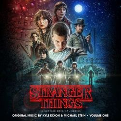 Kyle Dixon and Michael Stein - Stranger Things: Soundtrack Vol. 1 (Colored Vinyl 2LP)