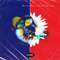 DAVE MATTHEWS BAND - CRASH (1 CD) - WYDANIE AMERYKAŃSKIE