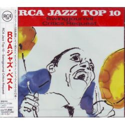 RCA JAZZ TOP 10 - SWING JOURNAL CRITICS REQUEST - WYDANIE JAPOŃSKIE