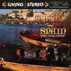 Fritz Reiner - SPAIN - REINER - Chicago Symphony Orchestra (200G Vinyl LP)