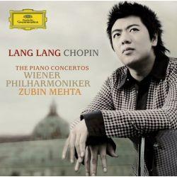 Chopin - Piano Concerto Nos. 1 and 2: Lang Lang, Wiener Philharmoniker, Mehta (180g Vinyl LP + CD)