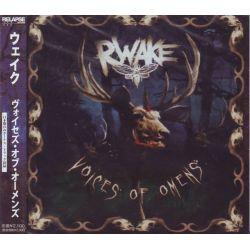 RWAKE - VOICES OF OMENS (1 CD) - WYDANIE JAPOŃSKIE