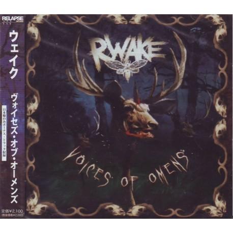 RWAKE - VOICES OF OMENS - WYDANIE JAPOŃSKIE