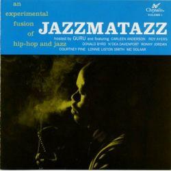 GURU - JAZZMATAZZ VOLUME: 1 (1 CD)