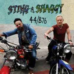 Sting and Shaggy - 44/876 (180g Vinyl LP)