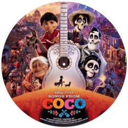 Songs from Coco: Original Motion Picture Soundtrack - Various Artists (Picture Disc Vinyl LP)