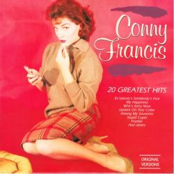 FRANCIS, CONNIE - 20 GREATEST HITS (1LP)