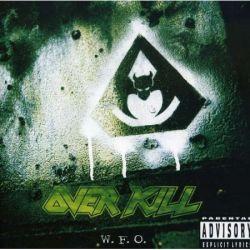 OVERKILL - W.F.O. (1 CD)