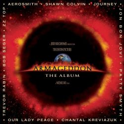 ARMAGEDDON - THE ALBUM (1 CD)