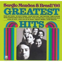 Sergio Mendes and Brasil '66 - Greatest Hits (Vinyl LP)