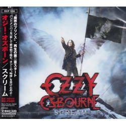 OSBOURNE, OZZY - SCREAM (1 CD) - WYDANIE JAPOŃSKIE