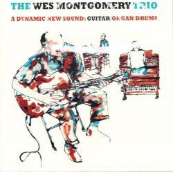 MONTGOMERY, WES TRIO – A DYNAMIC NEW SOUND (1 CD)