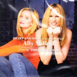 ALLY MCBEAL: HEART AND SOUL - VONDA SHEPARD (1 CD)