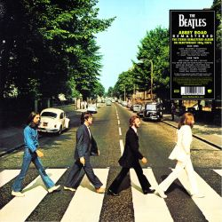 BEATLES, THE - ABBEY ROAD (1LP) - [2012 REMASTER] - 180 GRAM PRESSING