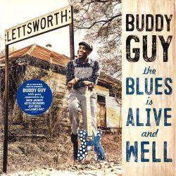 GUY, BUDDY - THE BLUES IS ALIVE AND WELL (2LP) - WYDANIE AMERYKAŃSKIE