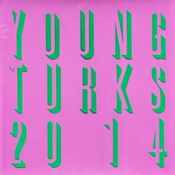YOUNG TURKS 2014 - SAMPHA / QUIRKE / JAMIE XX (1 LP)