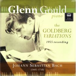 GOULD, GLENN - THE GOLDBERG VARIATIONS - JOHANN SEBASTIAN BACH (1 LP) - 180 GRAM PRESSING